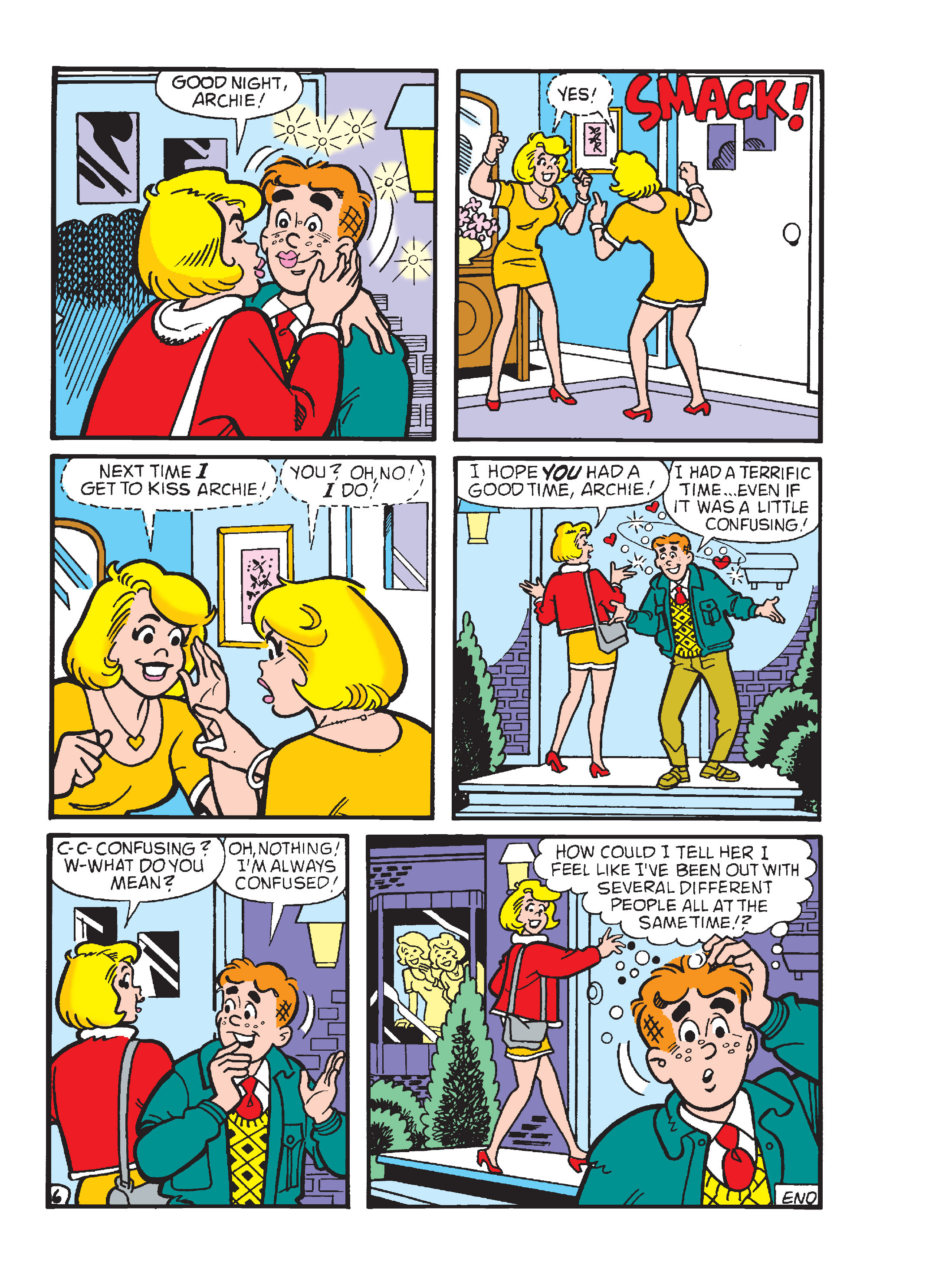 Read online Archie 1000 Page Comics Blowout! comic -  Issue # TPB (Part 3) - 105