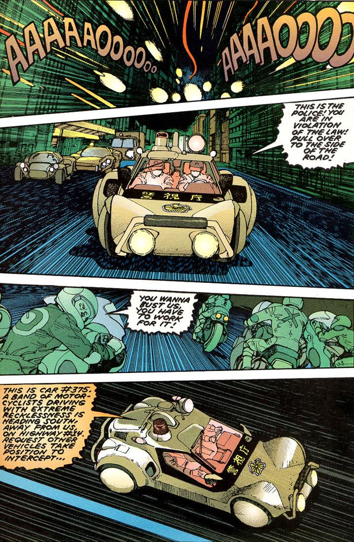 Read online Akira comic -  Issue #3 - 7