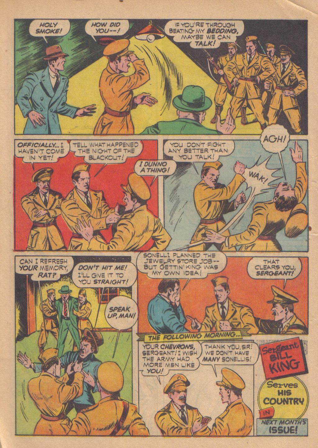 Exciting Comics (1940) issue 13 - Page 30