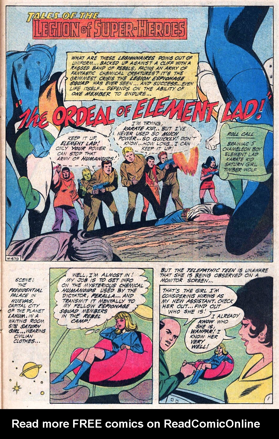 Read online Action Comics (1938) comic -  Issue #391 - 21