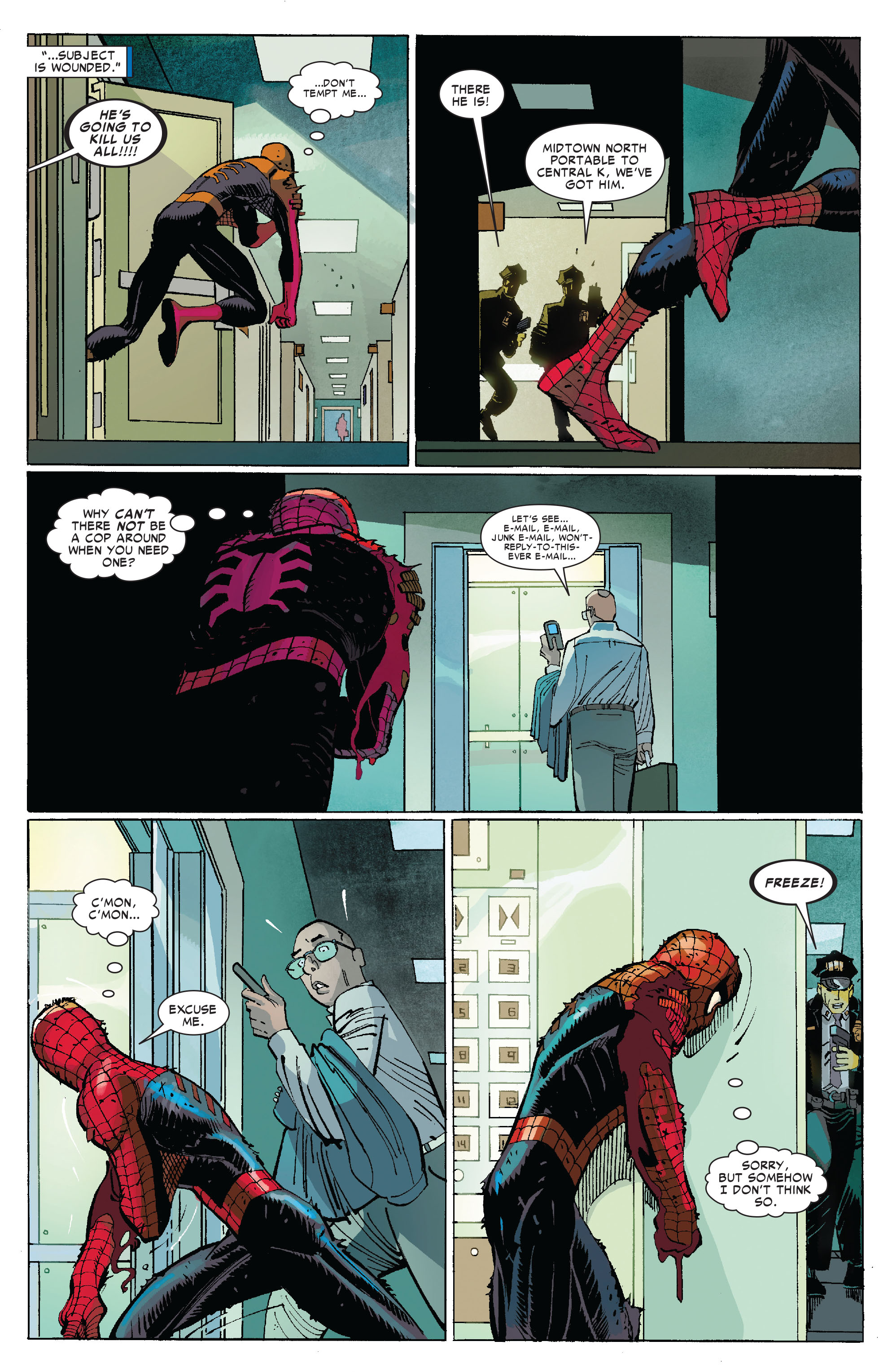 The Amazing Spider-Man (1963) 584 Page 9