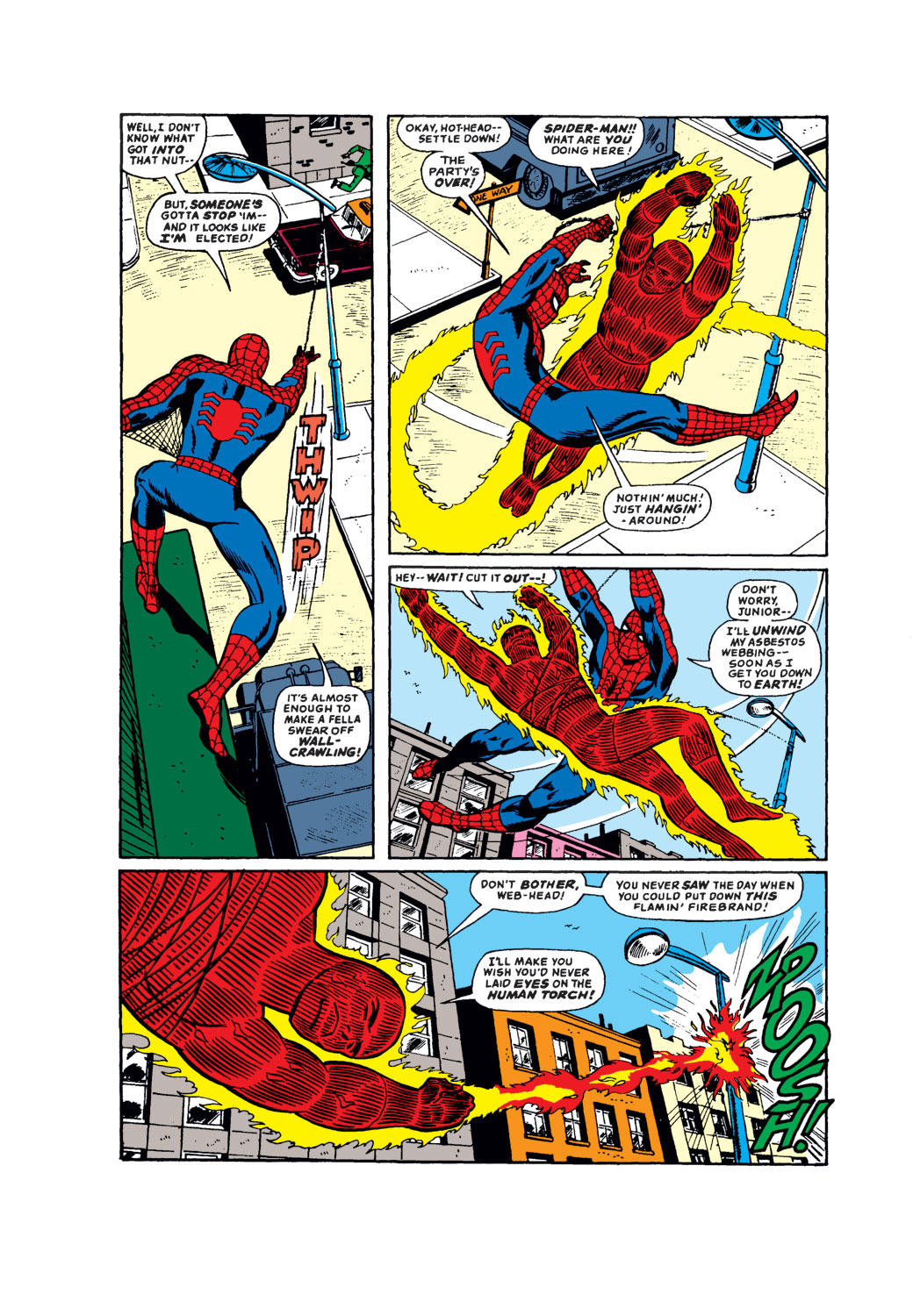 The Amazing Spider-Man (1963) _Annual_4 Page 3
