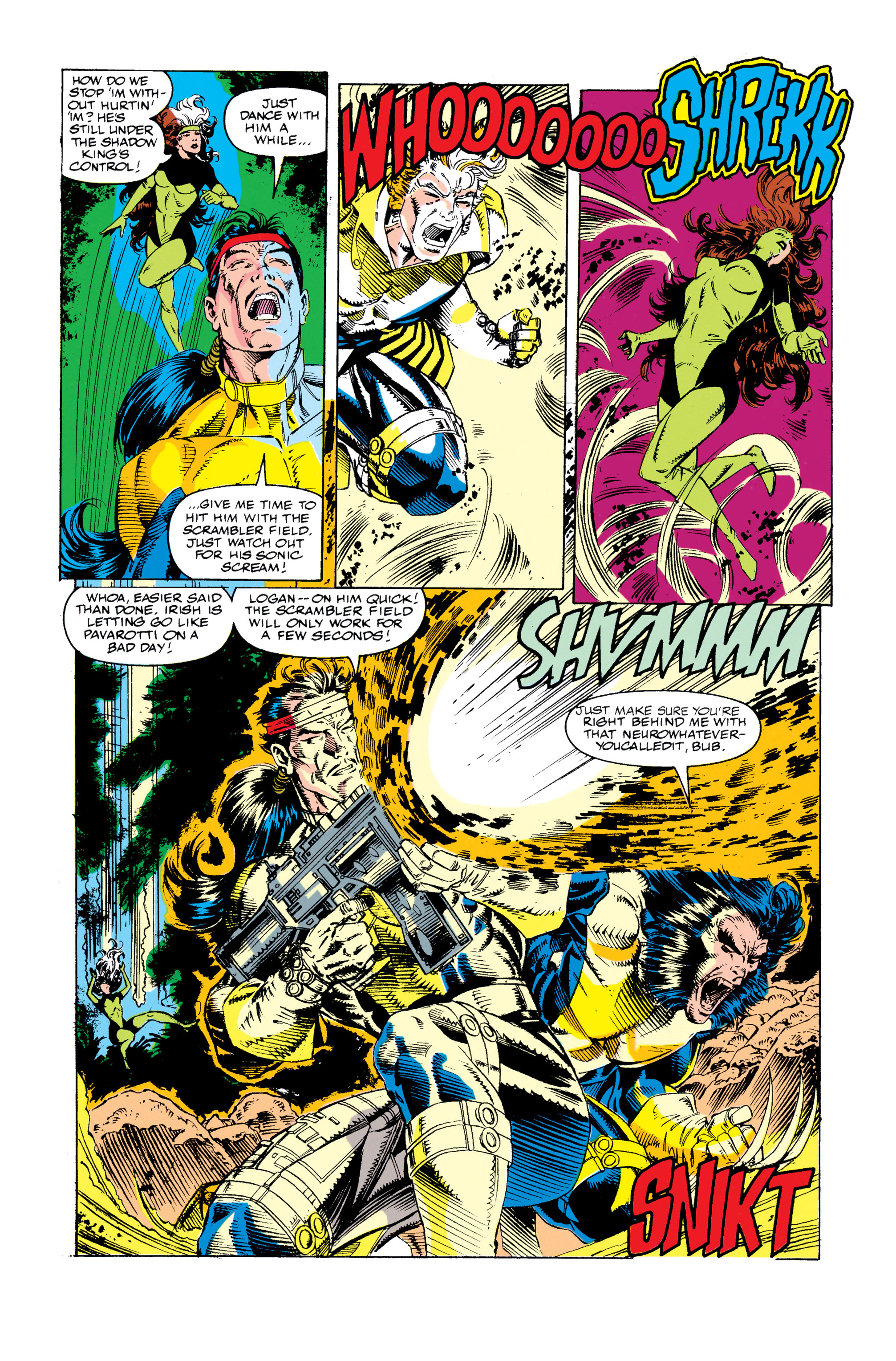 Read online X-Factor (1986) comic -  Issue #69 - 9
