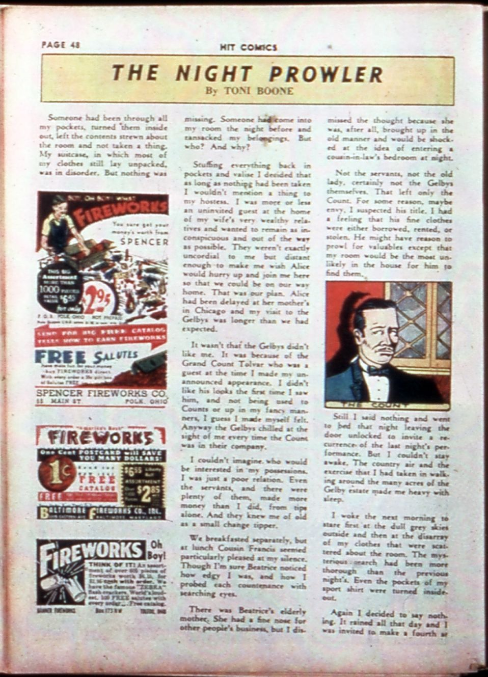 Read online Hit Comics comic -  Issue #14 - 50