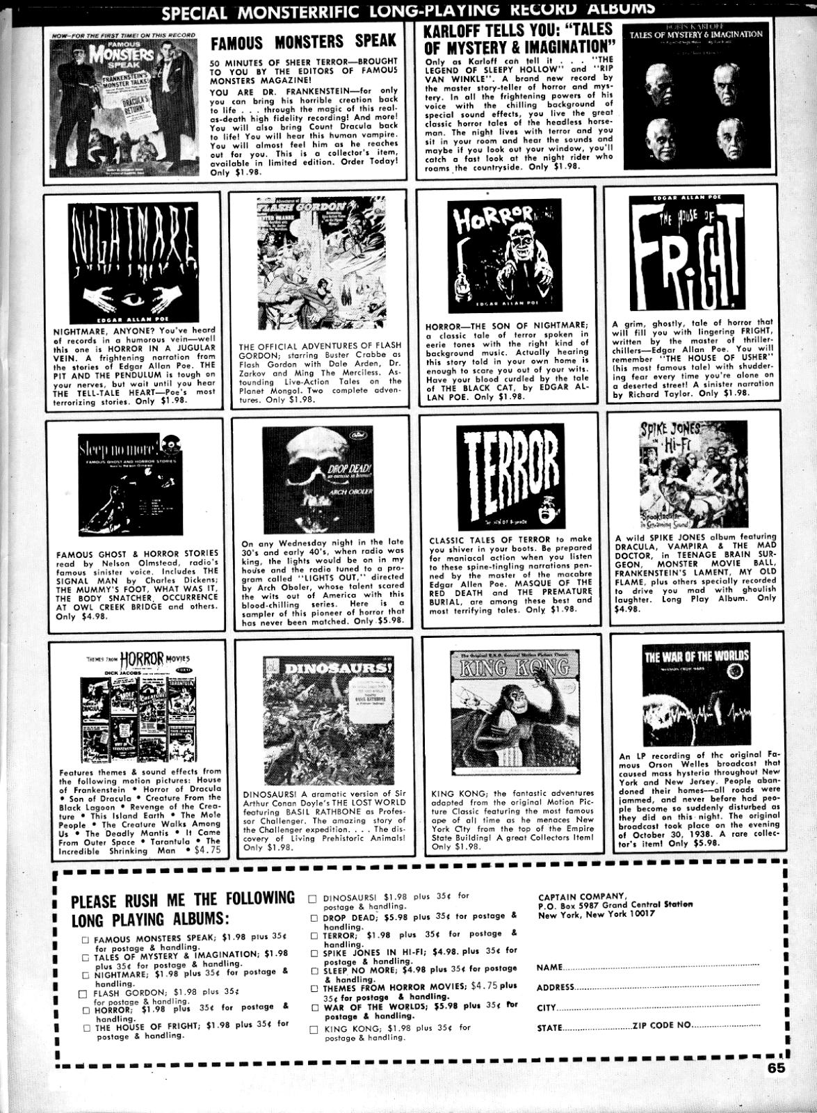 Creepy (1964) Issue #25 #25 - English 50