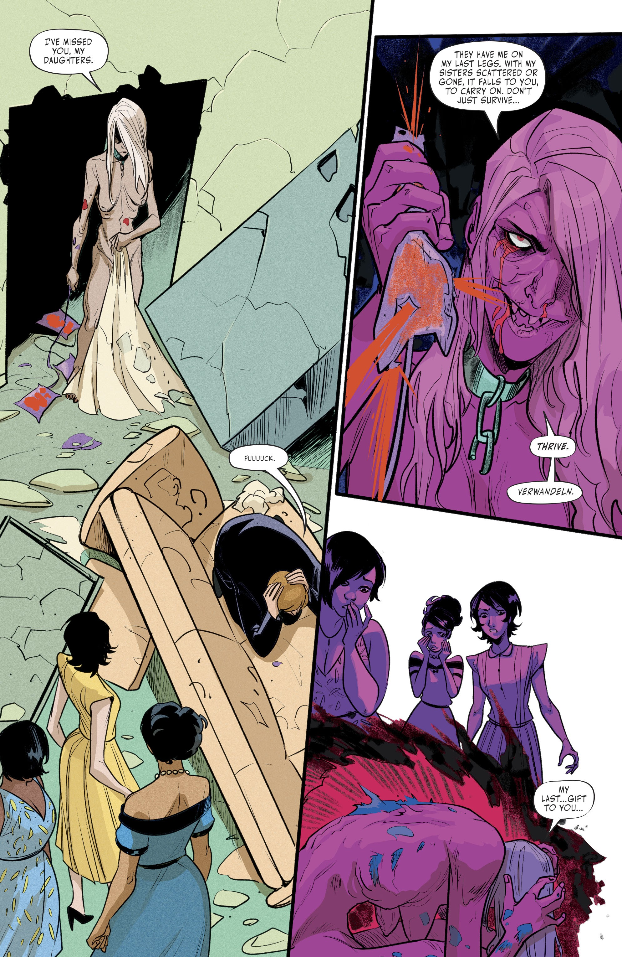 Hex Wives #6 #6 - English 2