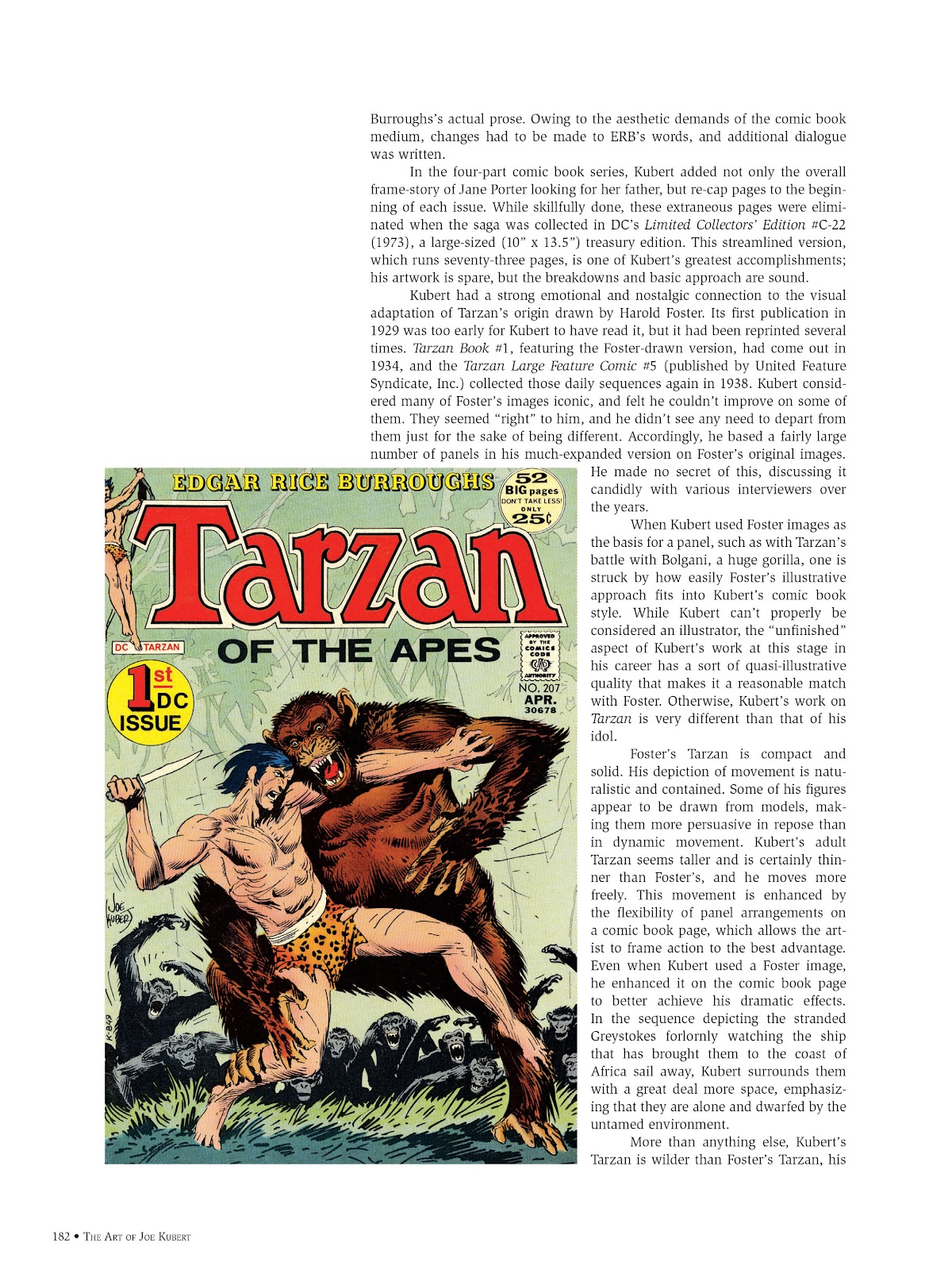 Read online The Art of Joe Kubert comic -  Issue # TPB (Part 2) - 82