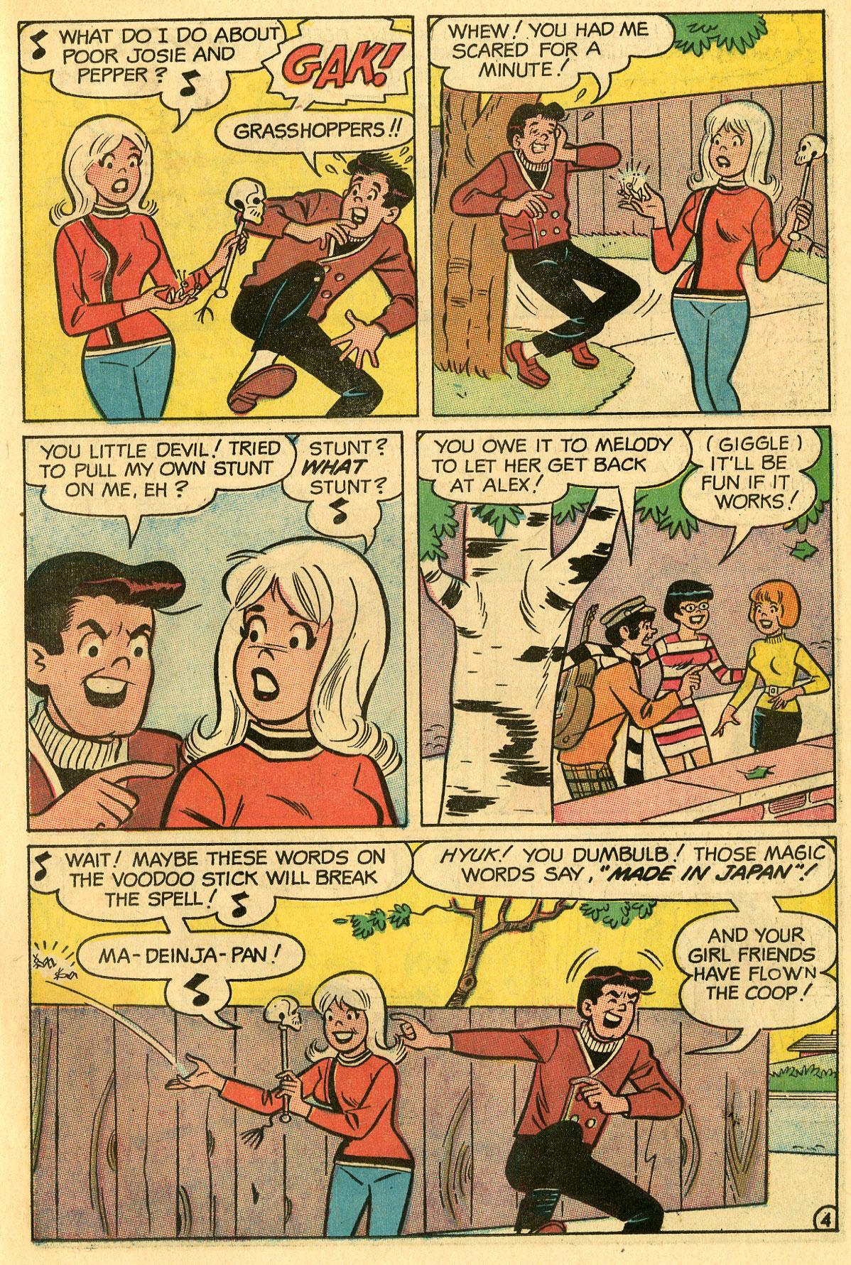 Read online She's Josie comic -  Issue #32 - 23