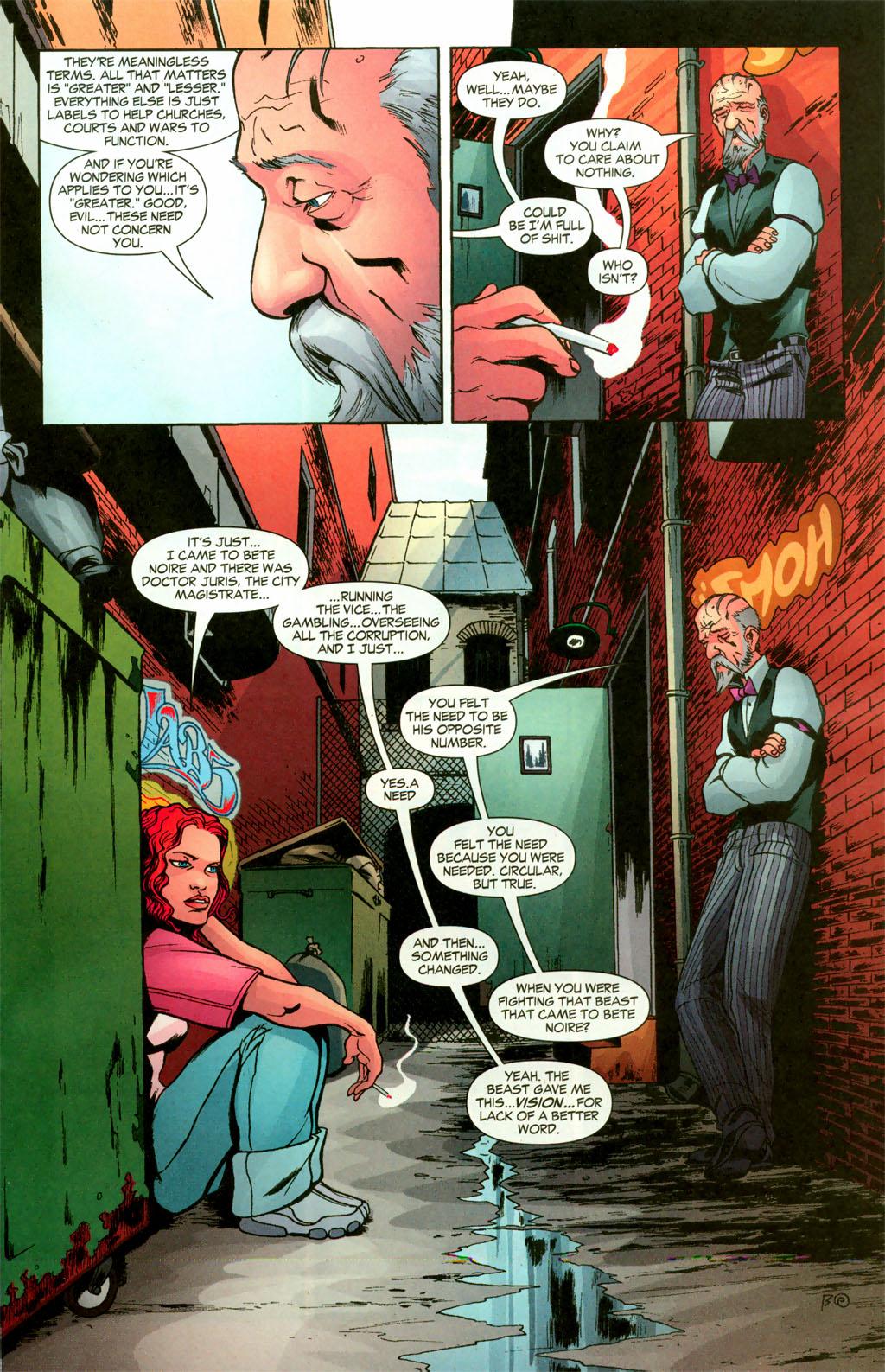 Read online Fallen Angel (2003) comic -  Issue #10 - 18