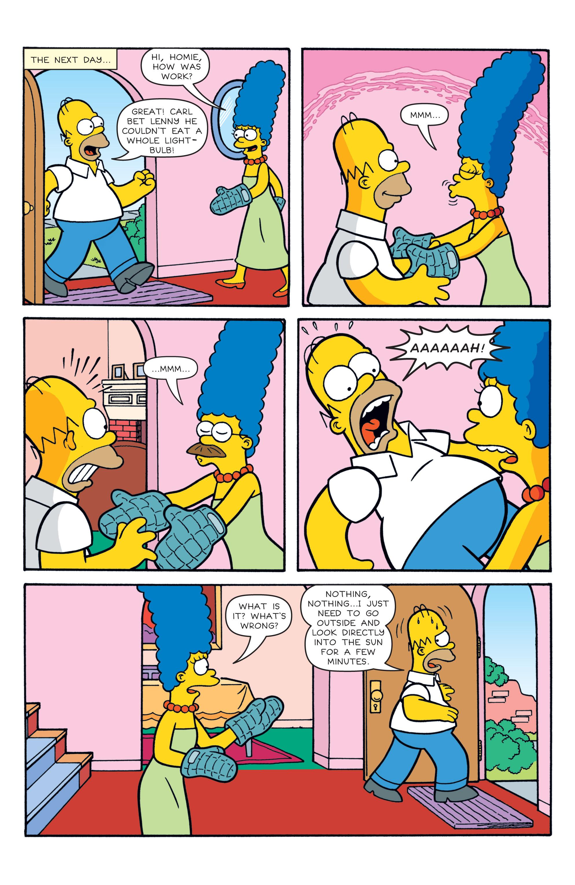Read online Simpsons Comics comic -  Issue #188 - 14