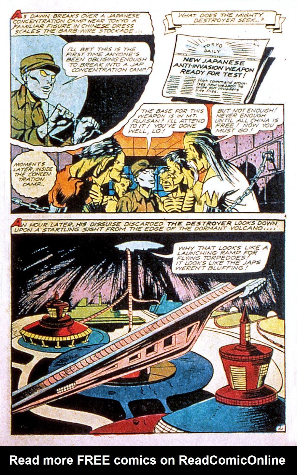 Read online Mystic Comics (1944) comic -  Issue #2 - 29