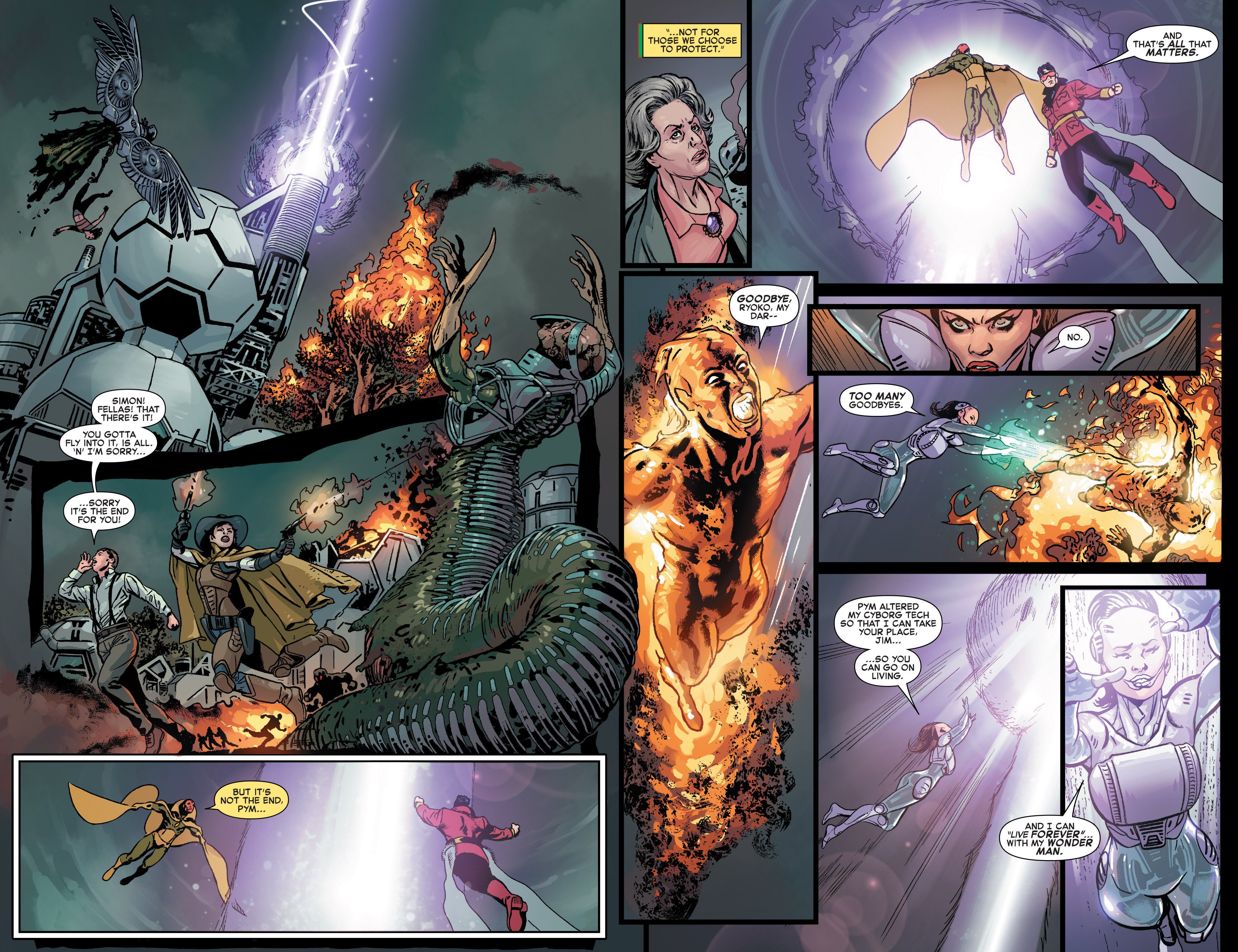 Read online Age of Ultron Vs. Marvel Zombies comic -  Issue #4 - 14