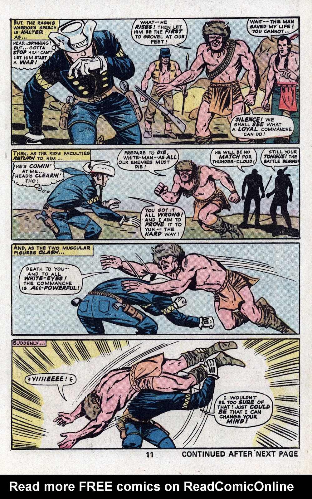 The Rawhide Kid (1955) issue 130 - Page 13