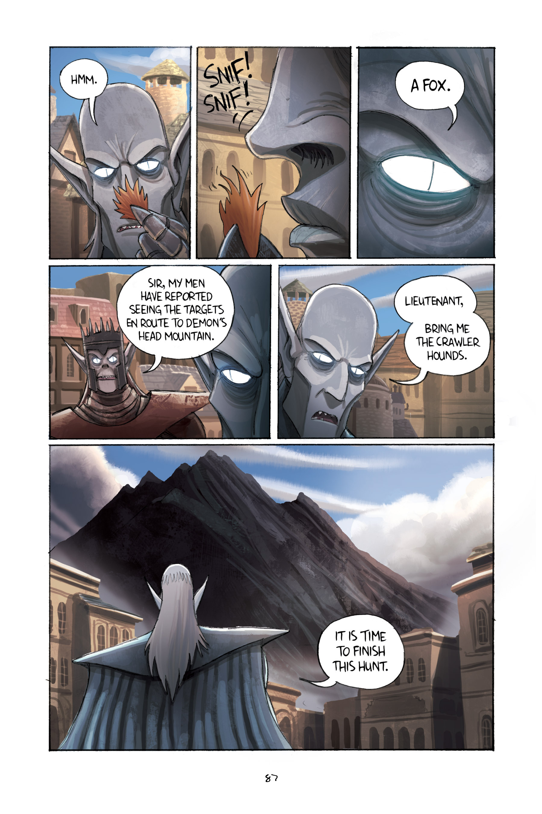 Read online Amulet comic -  Issue #2 - 88
