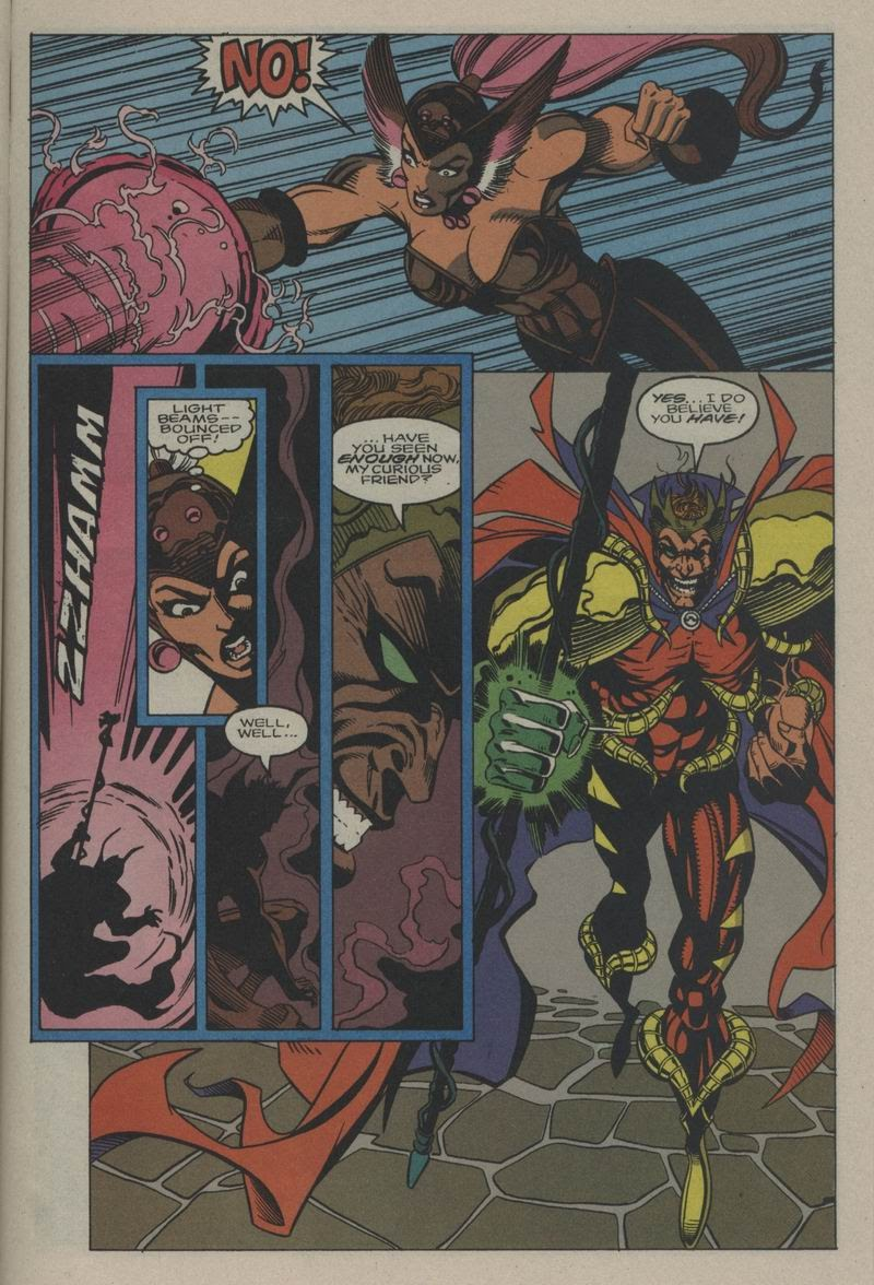 Excalibur (1988) issue Annual 1 - Page 26