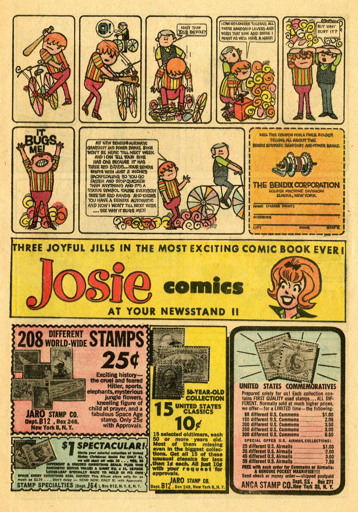 Read online She's Josie comic -  Issue #7 - 9