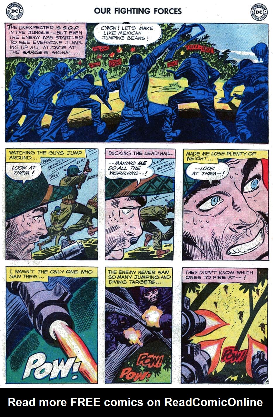 Our Fighting Forces (1954) issue 46 - Page 6