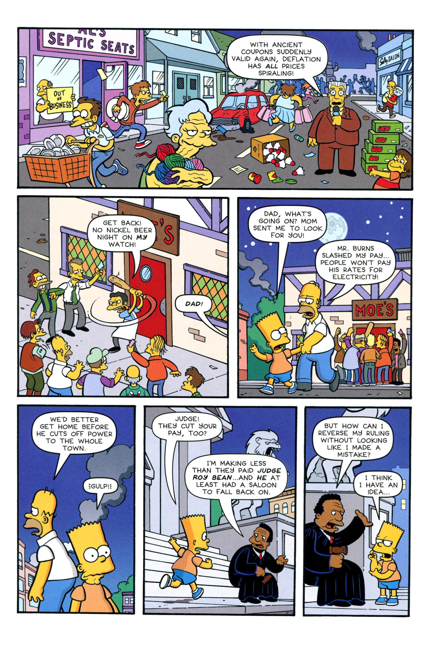 Read online Simpsons Comics Presents Bart Simpson comic -  Issue #77 - 25
