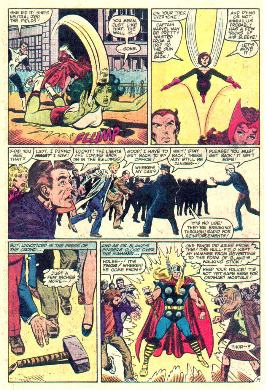 The Avengers (1963) 233 Page 19