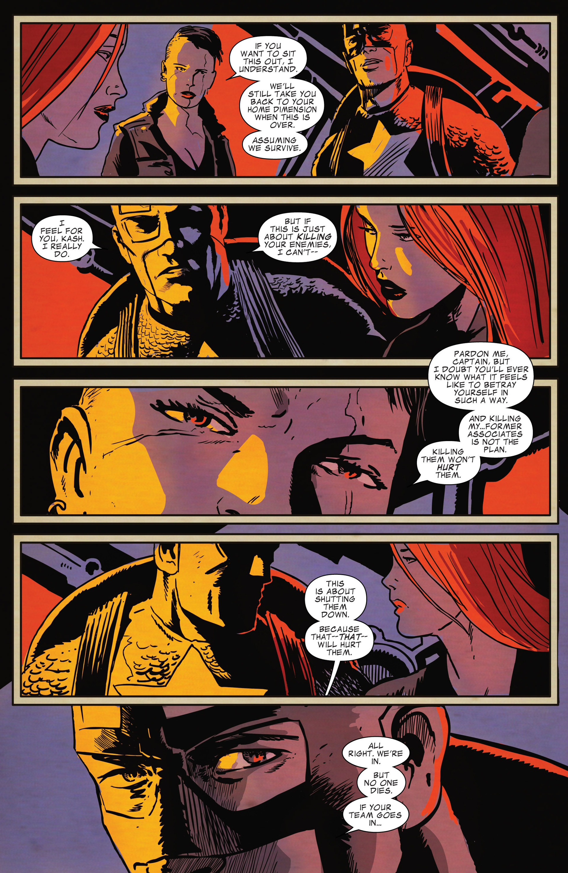 Read online Captain America And Black Widow comic -  Issue #640 - 6