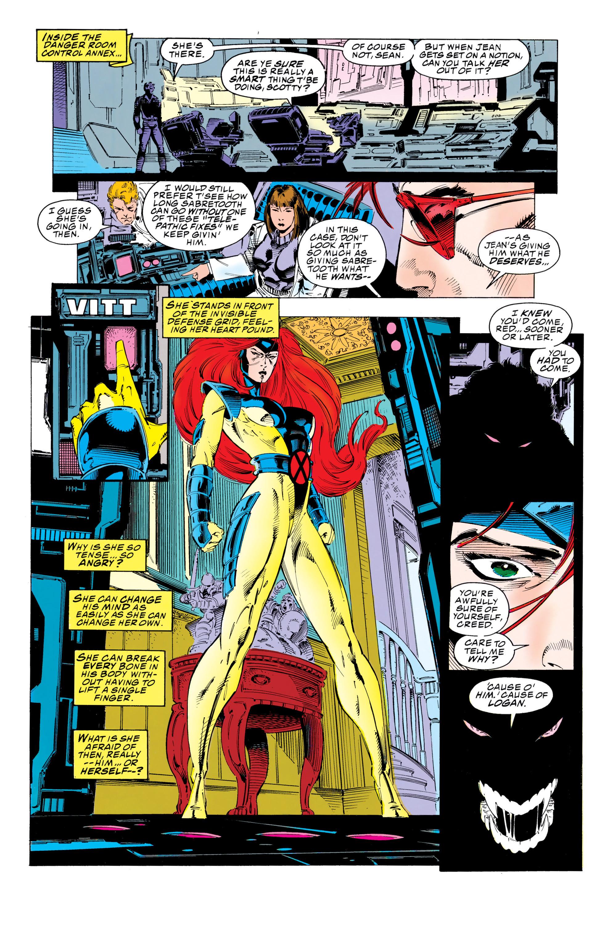 X-Men (1991) 28 Page 16