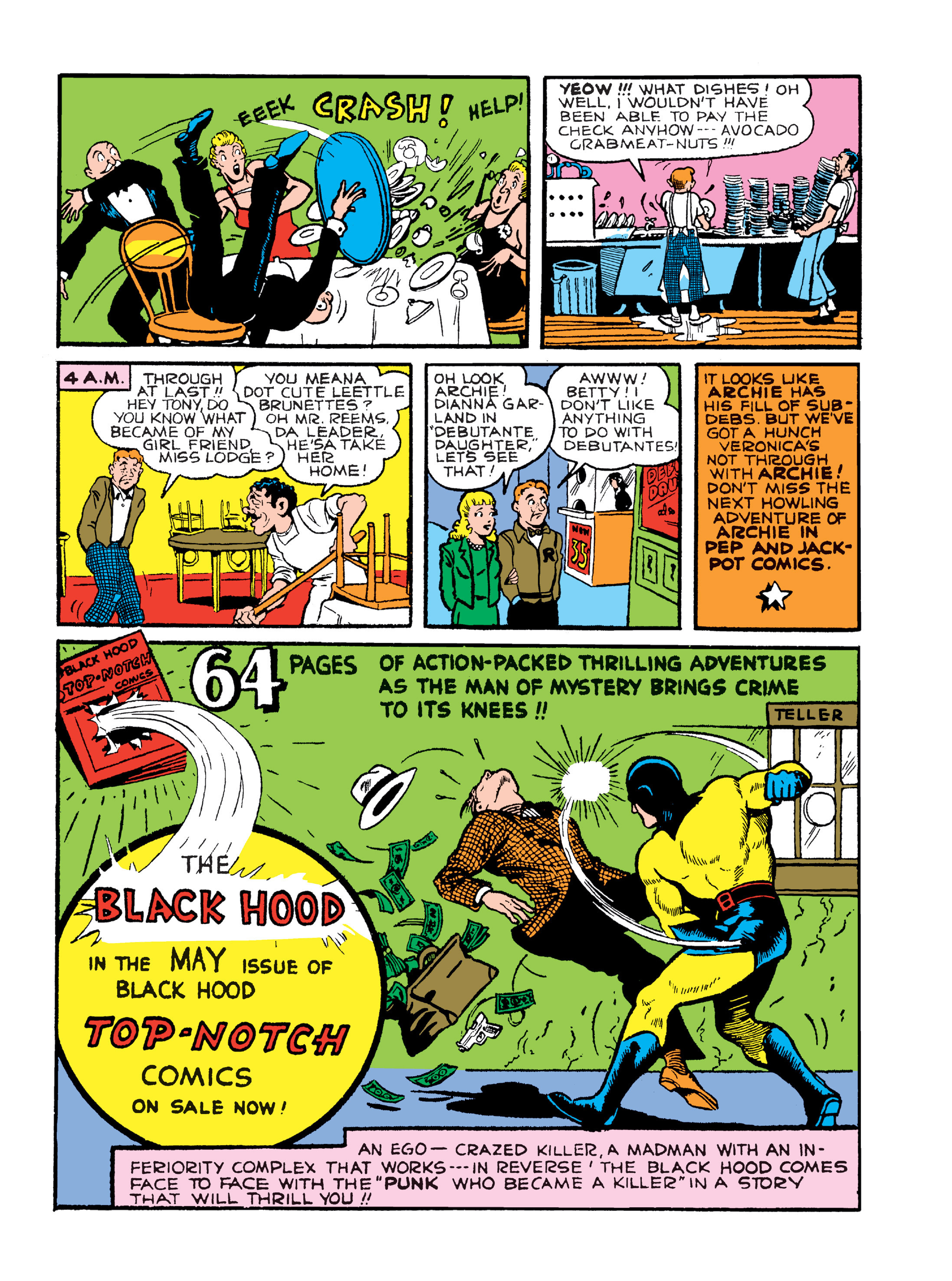 Read online Archie 1000 Page Comics Blowout! comic -  Issue # TPB (Part 3) - 197