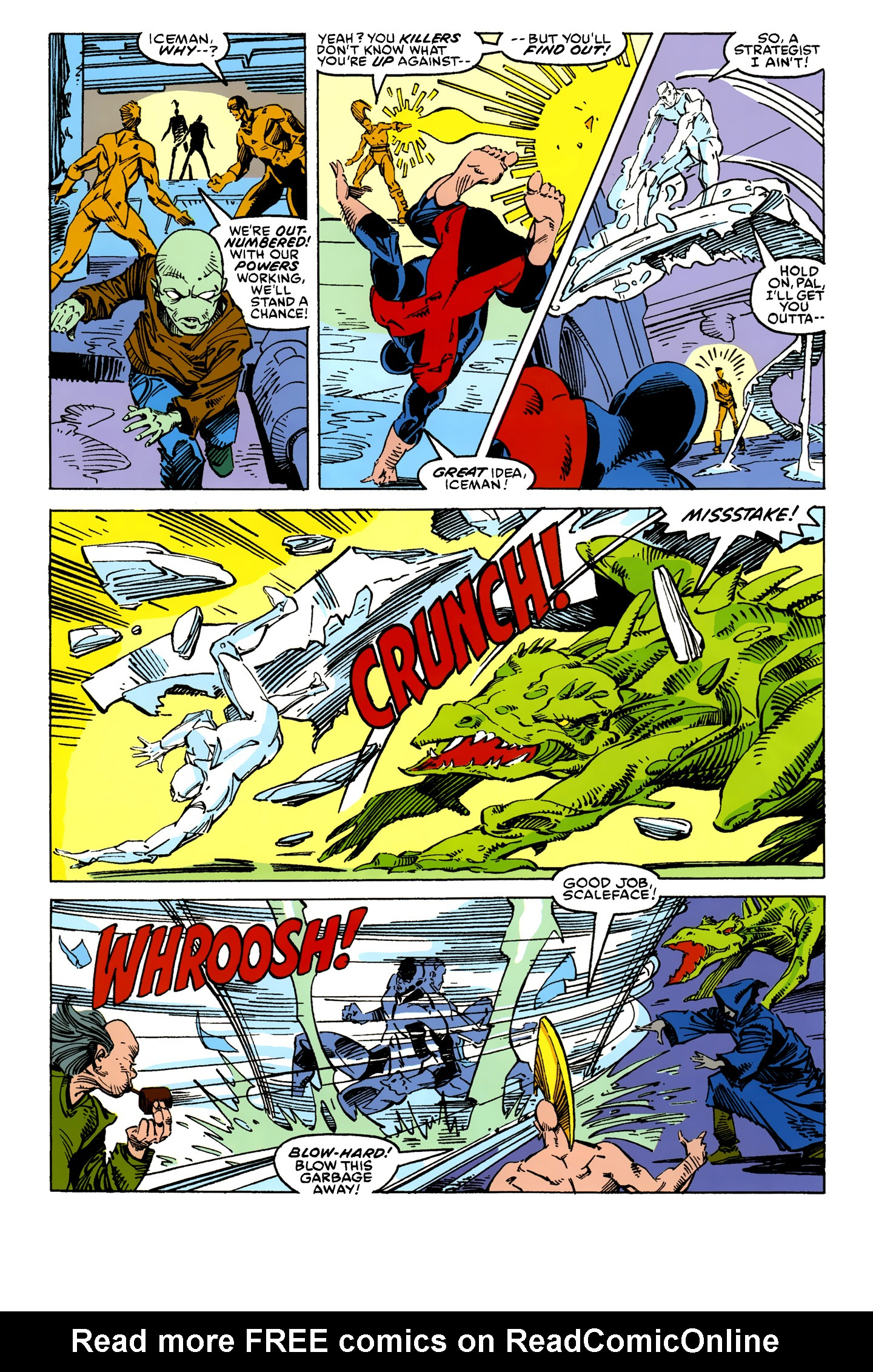 Read online X-Factor (1986) comic -  Issue #11 - 4