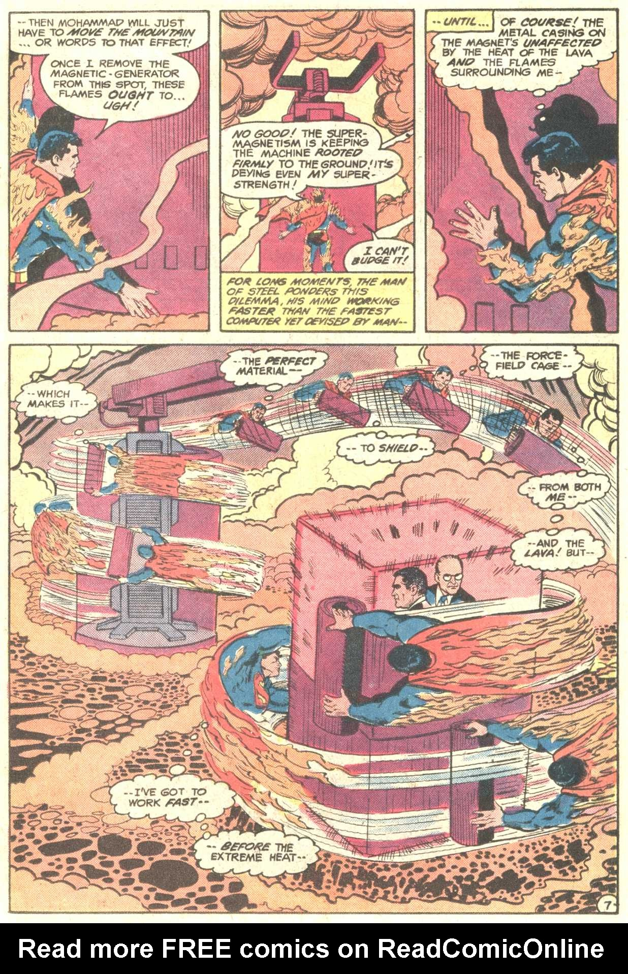 Read online Action Comics (1938) comic -  Issue #547 - 11