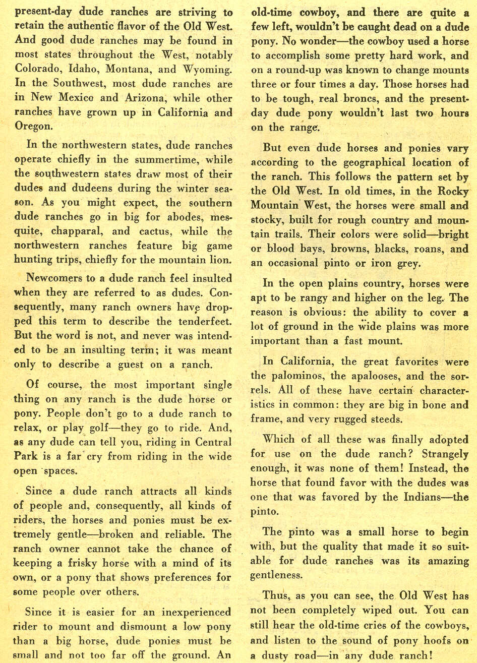 Read online All-Star Western (1951) comic -  Issue #75 - 26