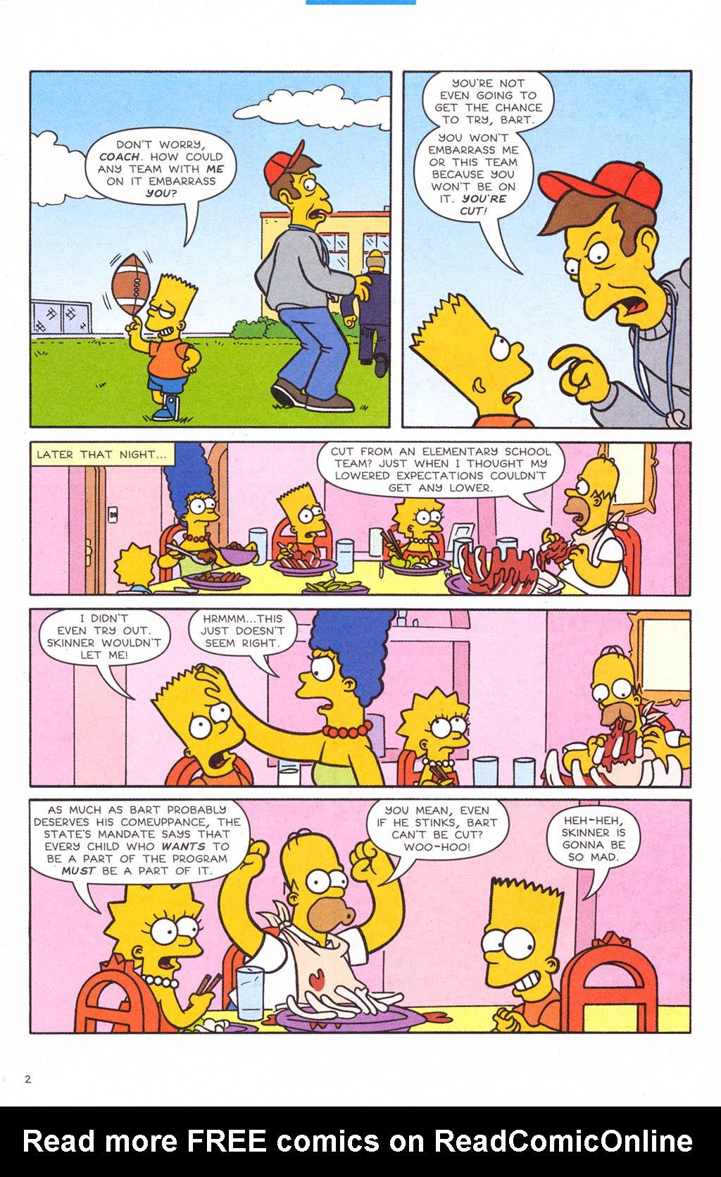 Read online Simpsons Comics Presents Bart Simpson comic -  Issue #24 - 4