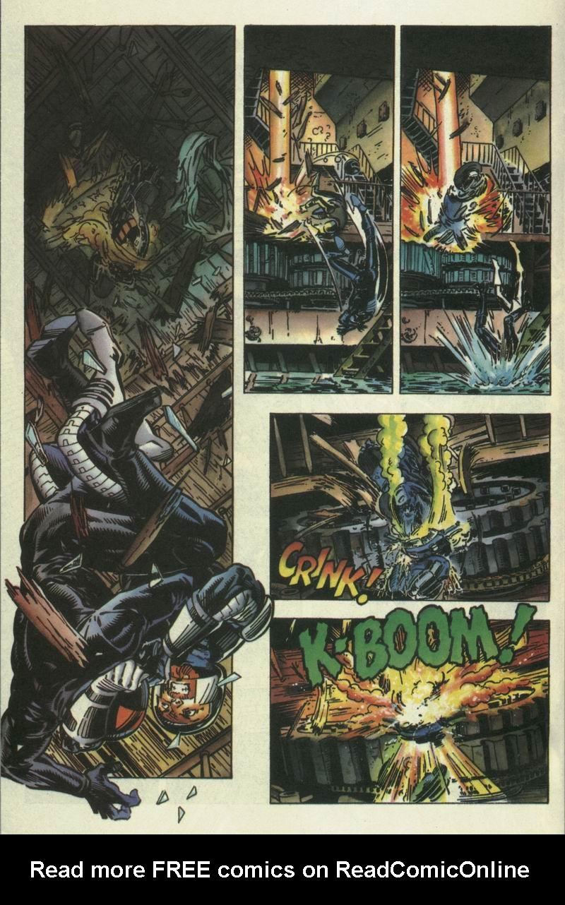 Read online Secret Weapons comic -  Issue #15 - 17