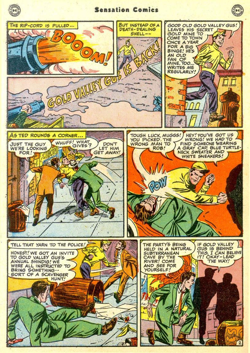 Read online Sensation (Mystery) Comics comic -  Issue #85 - 43