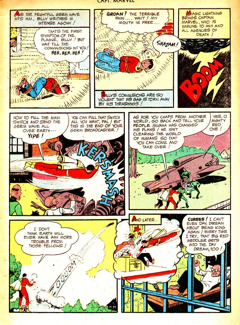 Captain Marvel Adventures issue 88 - Page 43