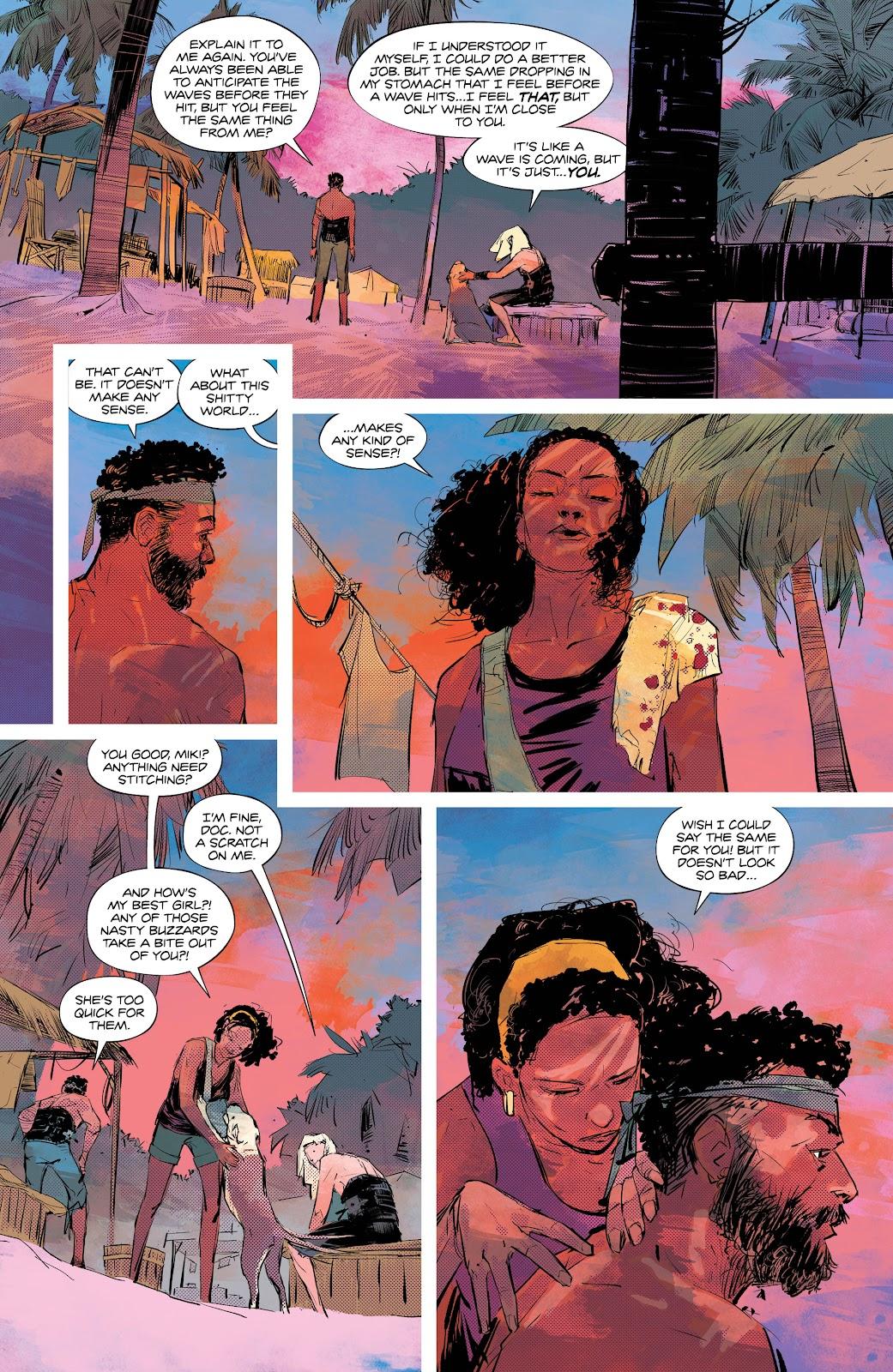 Read online Resonant comic -  Issue #5 - 18