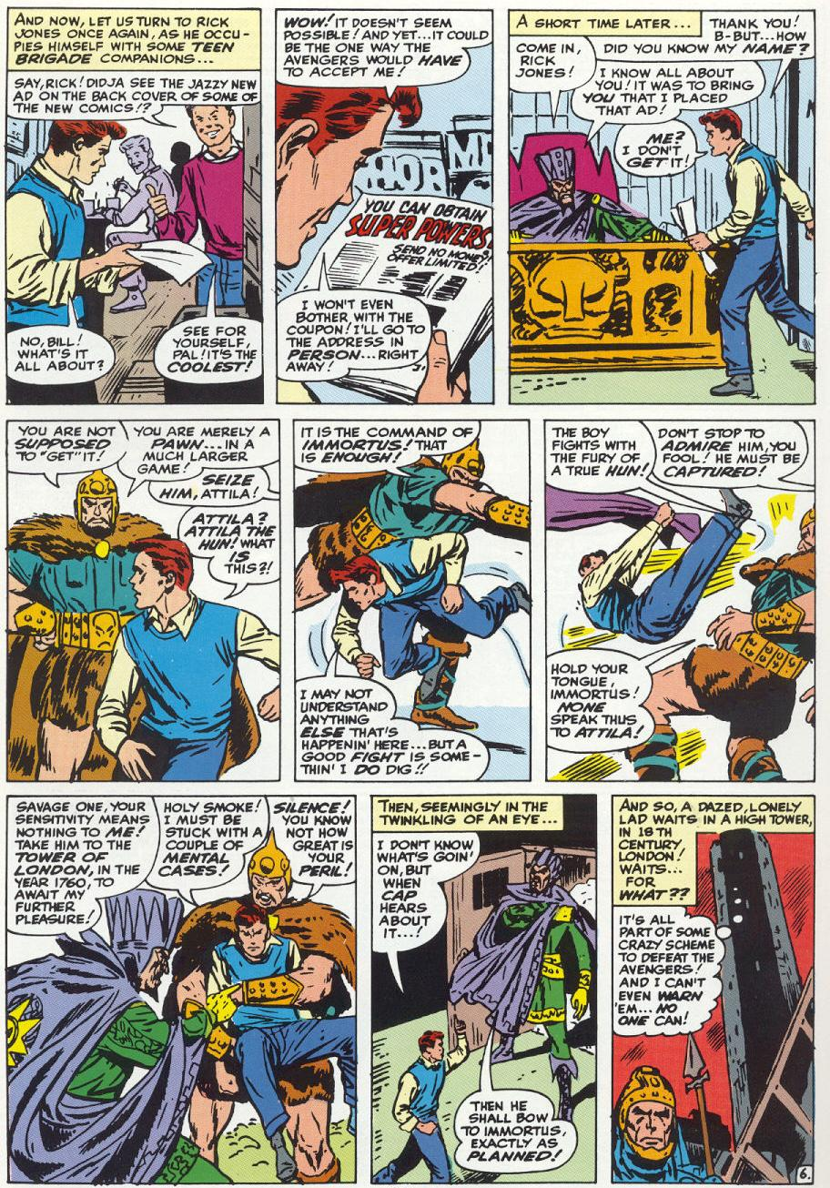 The Avengers (1963) 10 Page 6