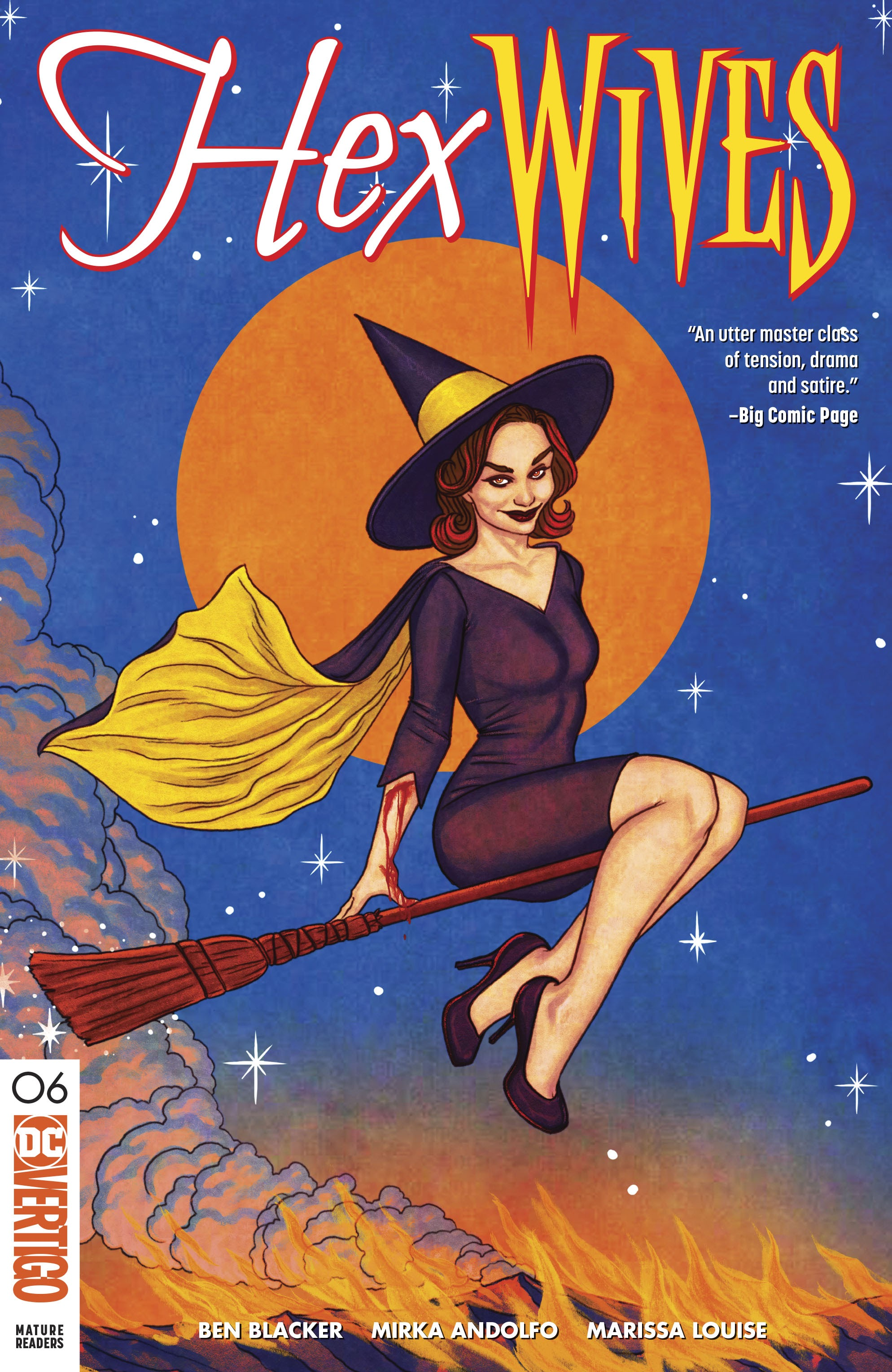 Hex Wives #6 #6 - English 1