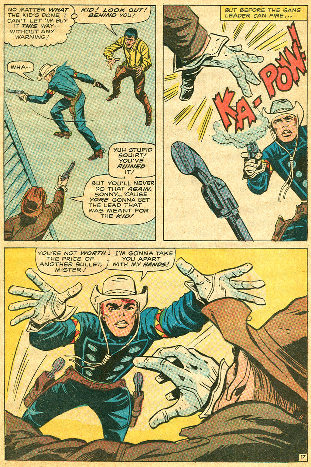The Rawhide Kid (1955) 77 Page 23