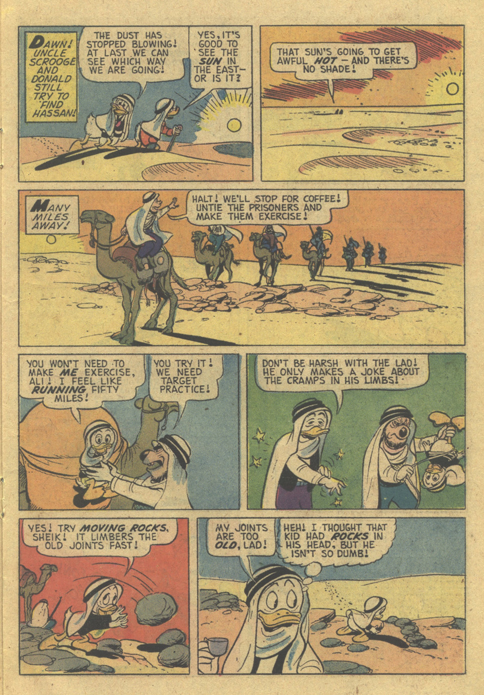 Read online Uncle Scrooge (1953) comic -  Issue #121 - 15