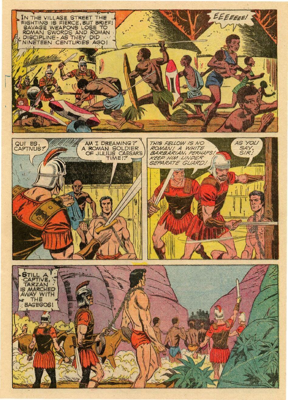 Tarzan (1962) issue 194 - Page 5