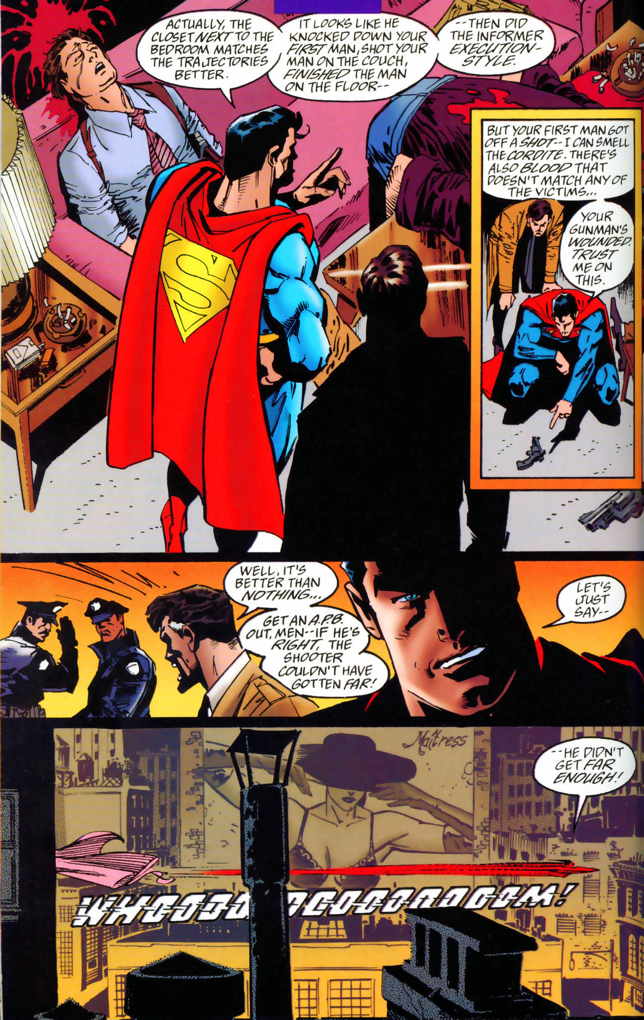 Read online Adventures of Superman (1987) comic -  Issue #Adventures of Superman (1987) _Annual 7 - 15
