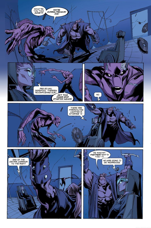Read online Deadpool (2008) comic -  Issue #63 - 5