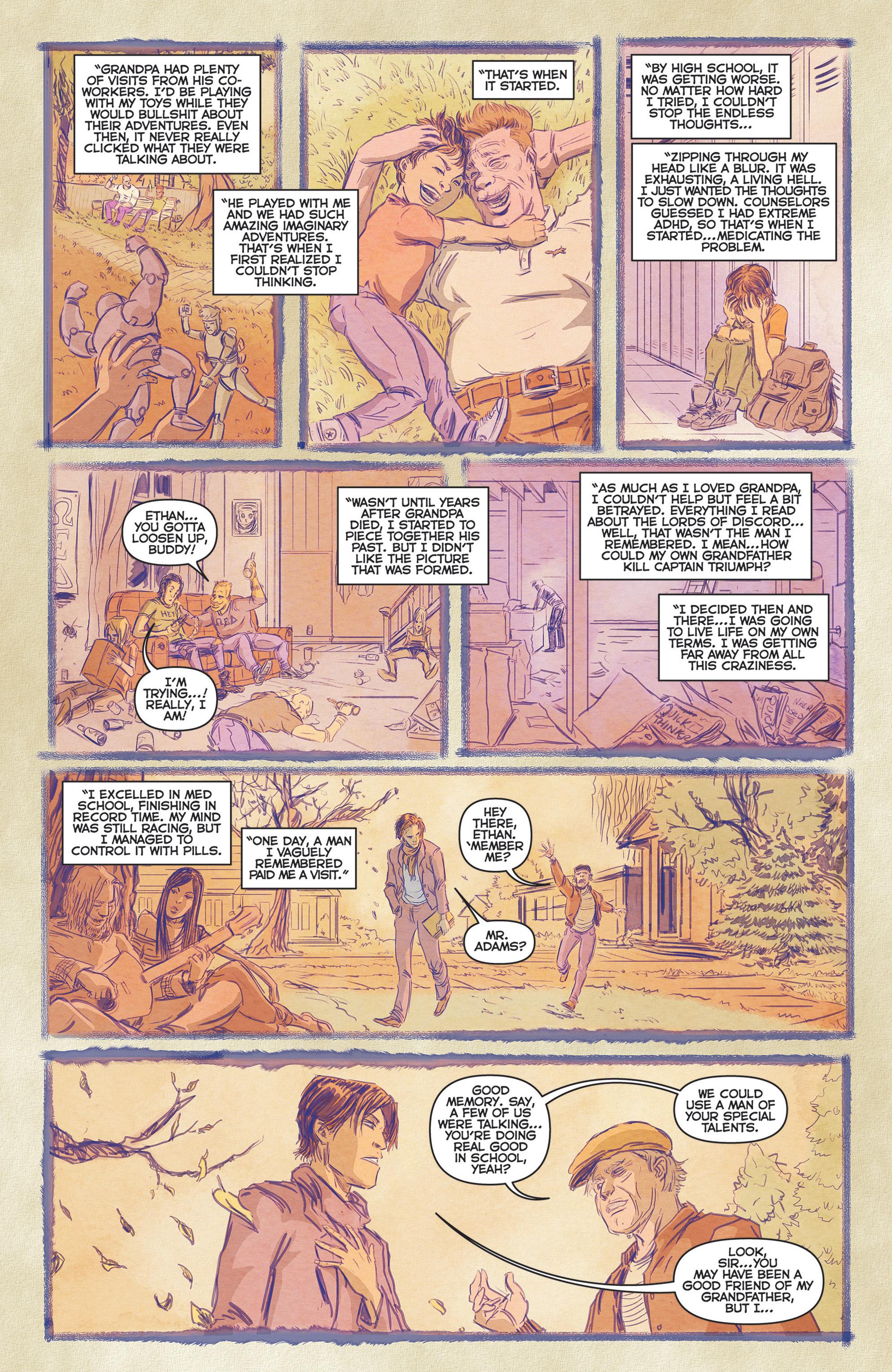 Read online Medisin comic -  Issue #1 - 18
