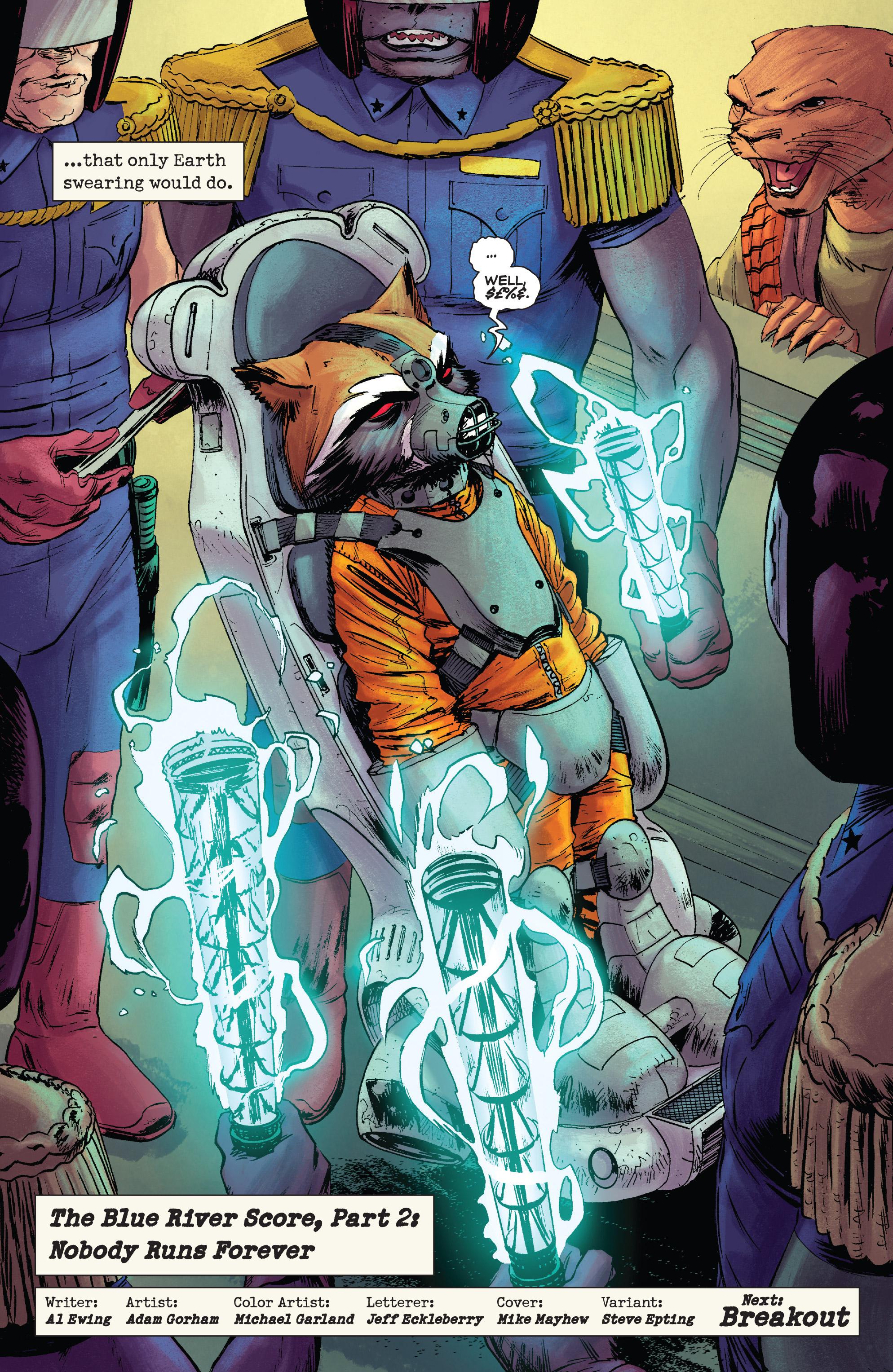 Read online Rocket comic -  Issue #2 - 21