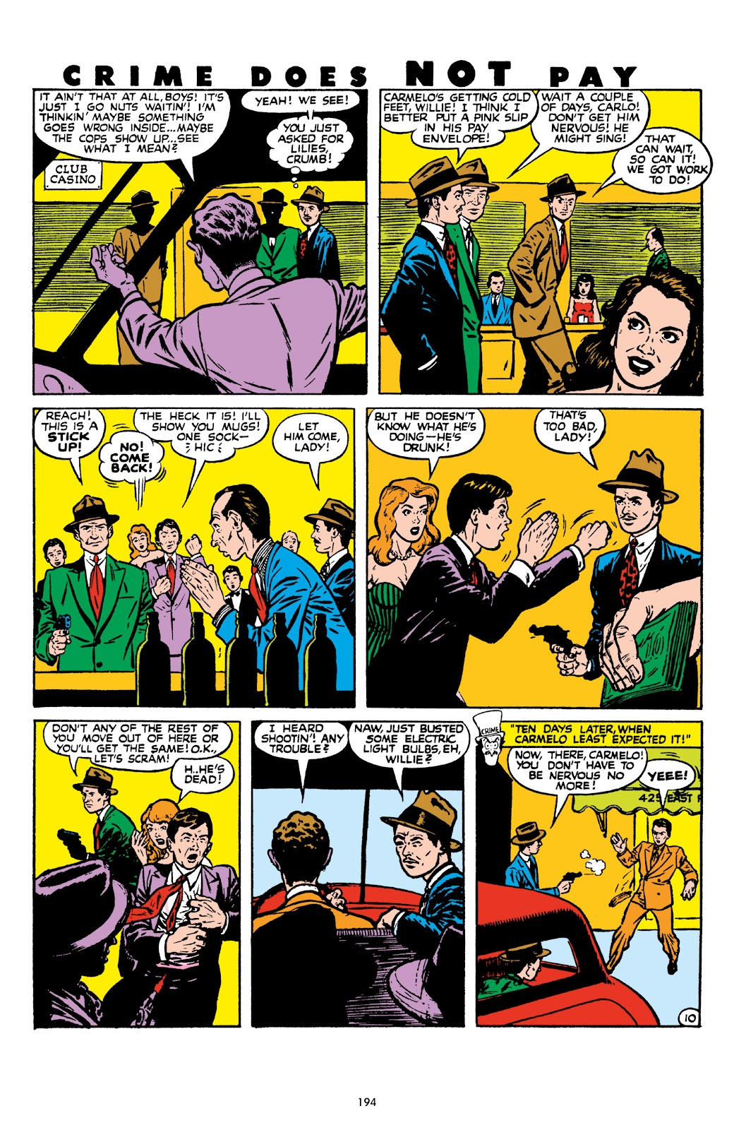 Read online Crime Does Not Pay Archives comic -  Issue # TPB 8 (Part 2) - 95