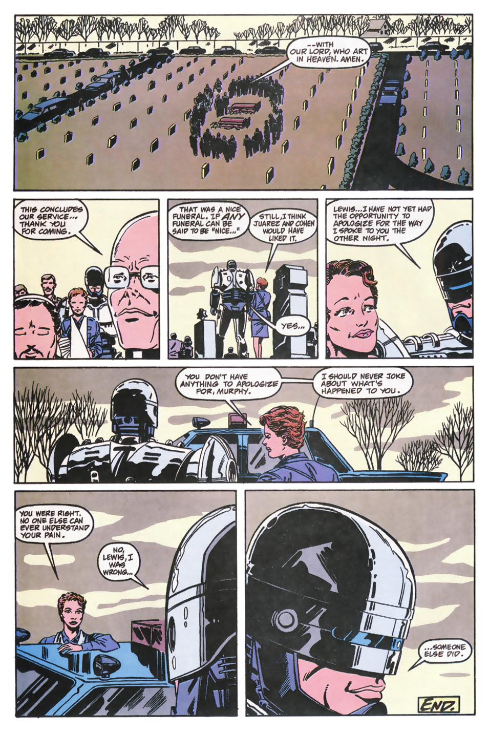 Read online Robocop (1990) comic -  Issue #11 - 23