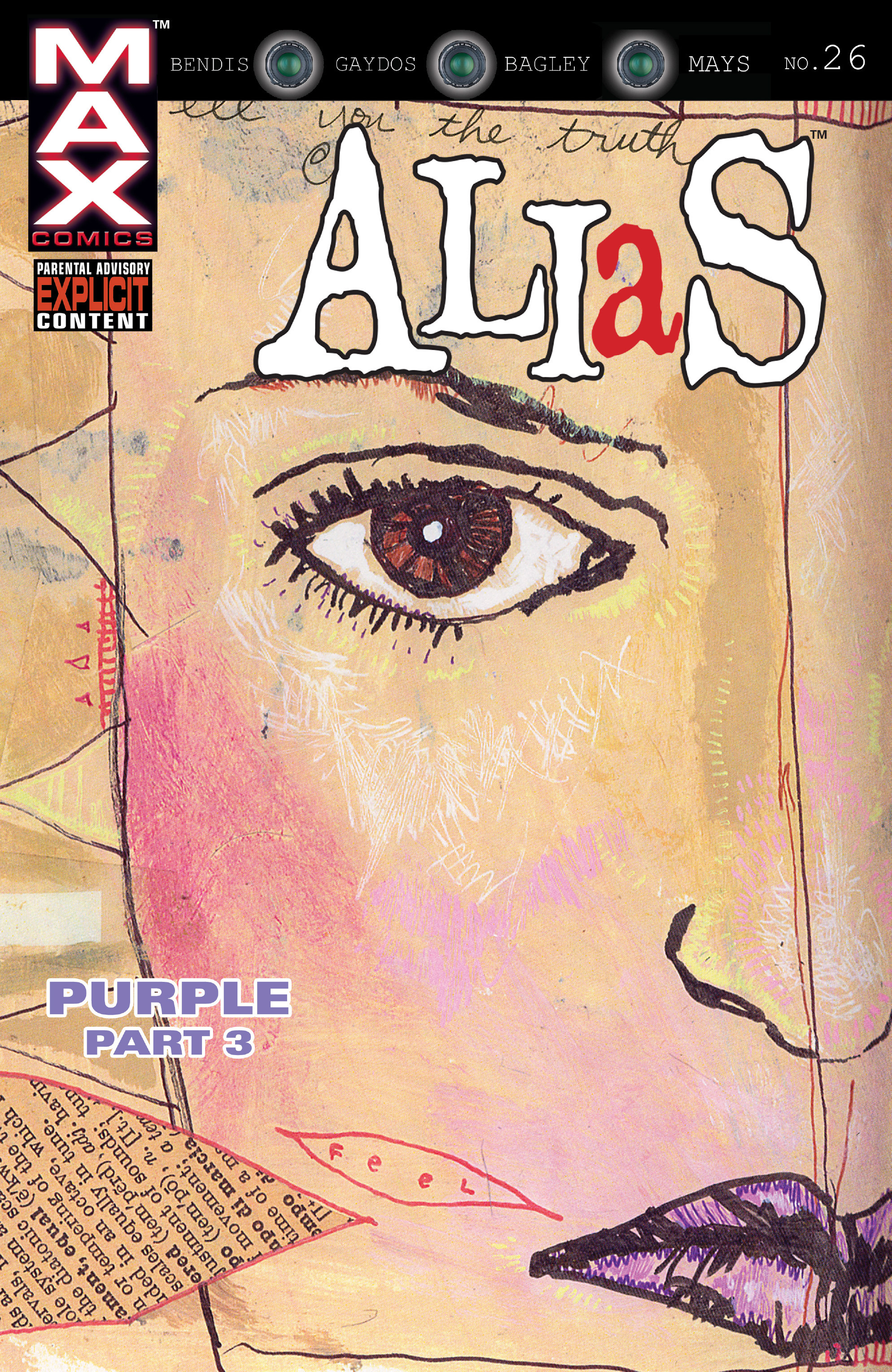 Alias issue 26 - Page 1