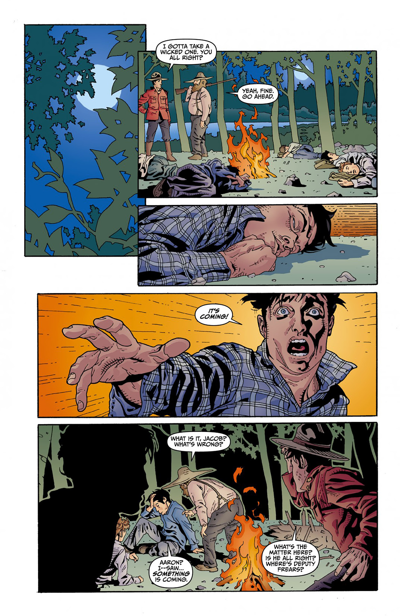 Read online Animal Man (2011) comic -  Issue #Animal Man (2011) _Annual 1 - 12