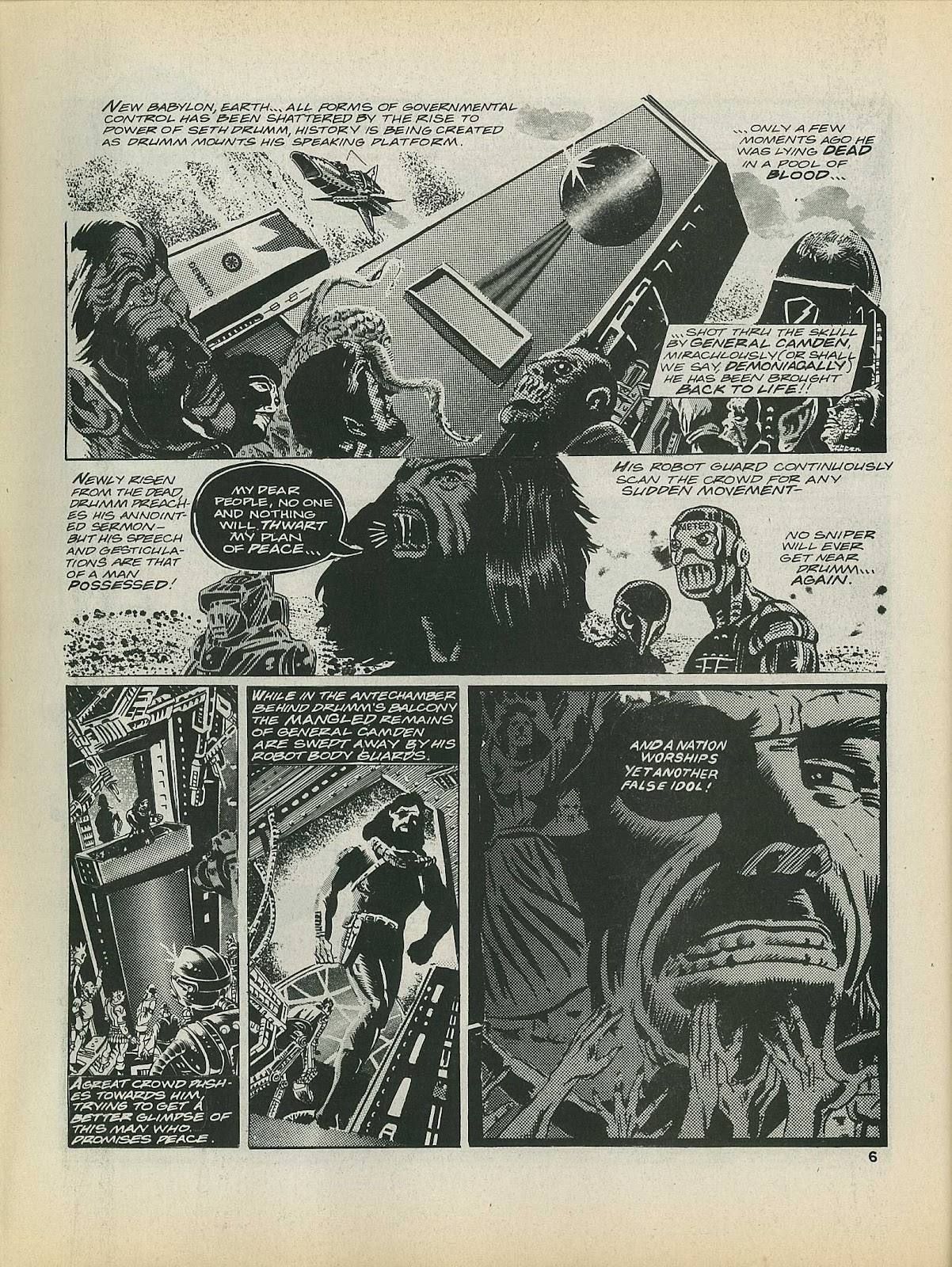 Star Fighters issue 4 - Page 7