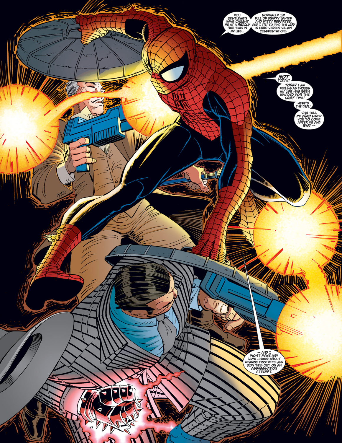 The Amazing Spider-Man (1999) 27 Page 15