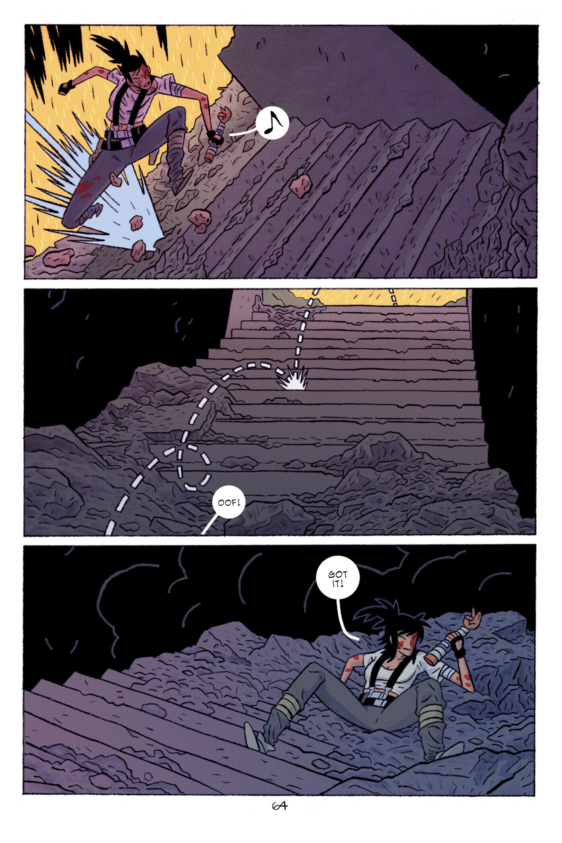 Read online ApocalyptiGirl: An Aria for the End Times comic -  Issue #ApocalyptiGirl: An Aria for the End Times Full - 72